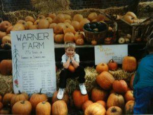 Warner Farm story