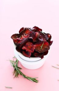 beet-chips