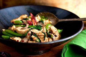 broccoli-stir-fried