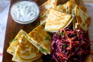 charred-cauliflower-quesadillas