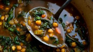 chickpea-stew