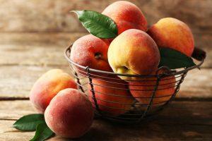 WarnerFarm_new peaches (stockimage)